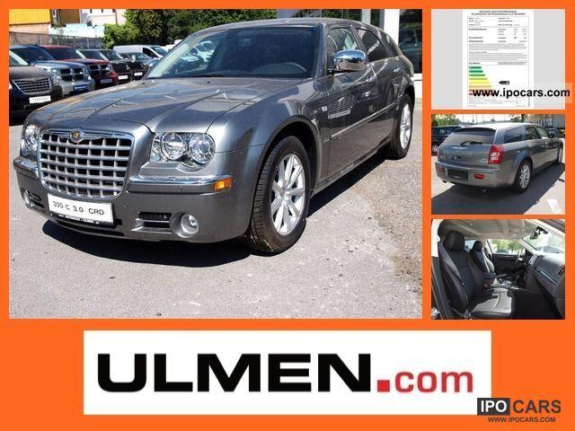 2010 Chrysler  300 C Touring 3.0 CRD Navi, Leather, ESSD, xenon, Estate Car Pre-Registration photo