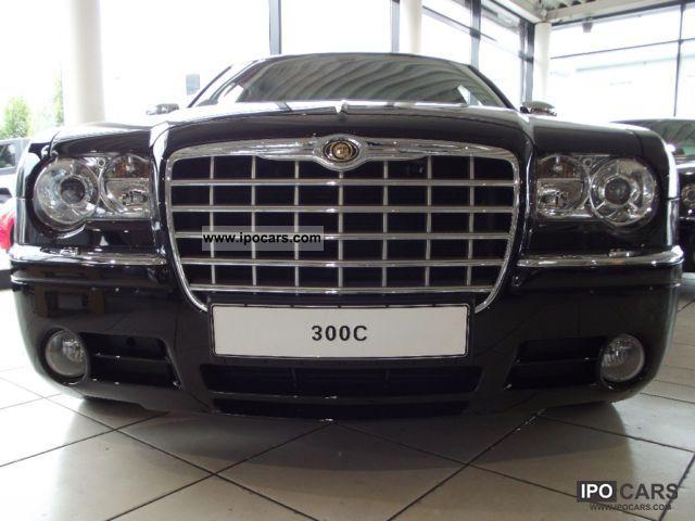 2011 Chrysler  300C 3.0 CRD Auto Limousine Used vehicle photo