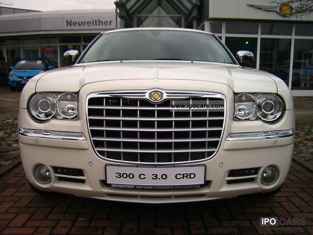 2010 chrysler 300c touring 3 0 crd signed walter p car for Chrysler 300c crd
