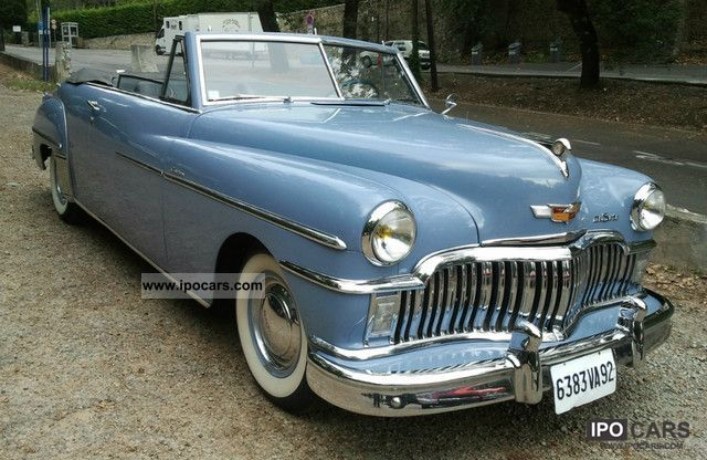 Chrysler  DE SOTO CONVERTIBLE ALL ORIGINAL! 1949 Vintage, Classic and Old Cars photo