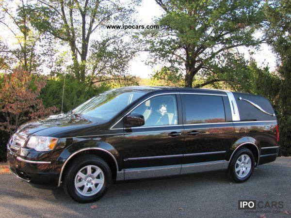 2010 Chrysler XXL funeral cars, hearse, karawan - Car Photo
