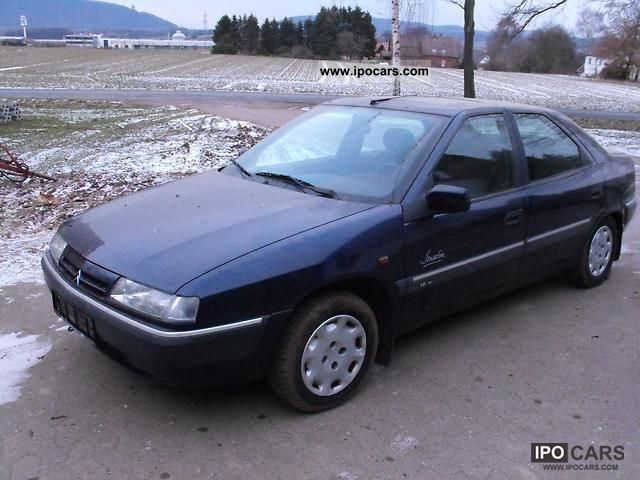 1996 citroen xantia 1 8 16v car photo and specs. Black Bedroom Furniture Sets. Home Design Ideas