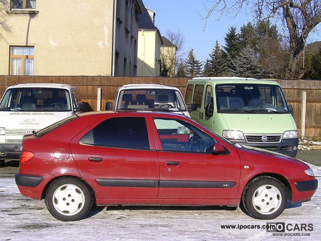 1999 citroen xsara d4 car photo and specs. Black Bedroom Furniture Sets. Home Design Ideas