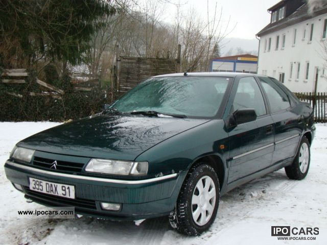 1997 citroen xantia 1 9 td car photo and specs. Black Bedroom Furniture Sets. Home Design Ideas