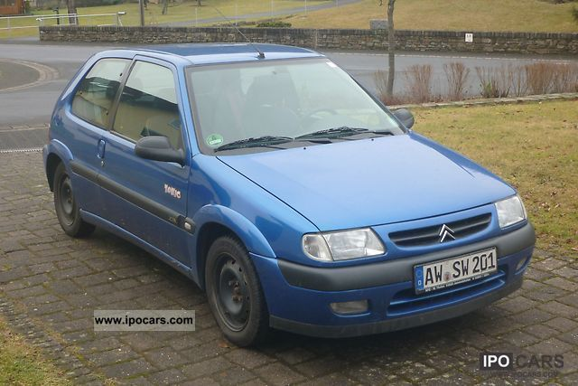 1999 citroen saxo vts 1 4 car photo and specs. Black Bedroom Furniture Sets. Home Design Ideas