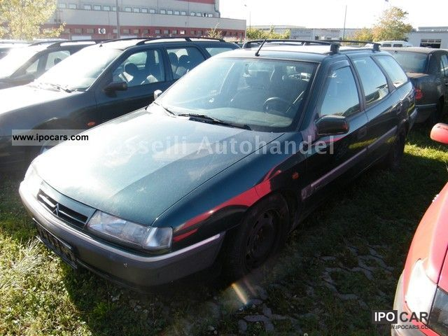 1996 citroen xantia estate 1 9 td euro2 car photo and specs. Black Bedroom Furniture Sets. Home Design Ideas