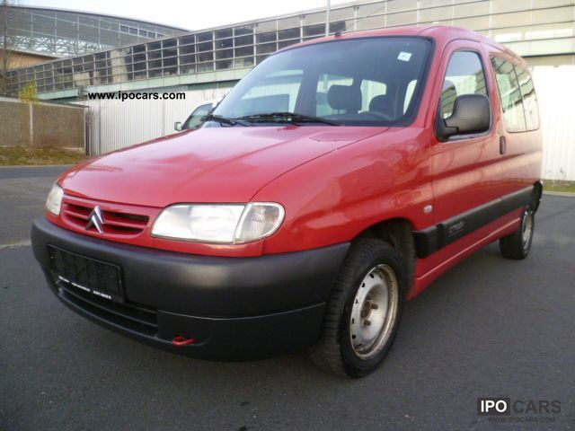 2000 Citroen  Berlingo 1.4i X * Van / Minibus Used vehicle photo