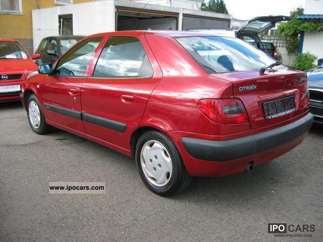 2000 citroen xsara 16v exclusive air conditioning car photo and specs. Black Bedroom Furniture Sets. Home Design Ideas