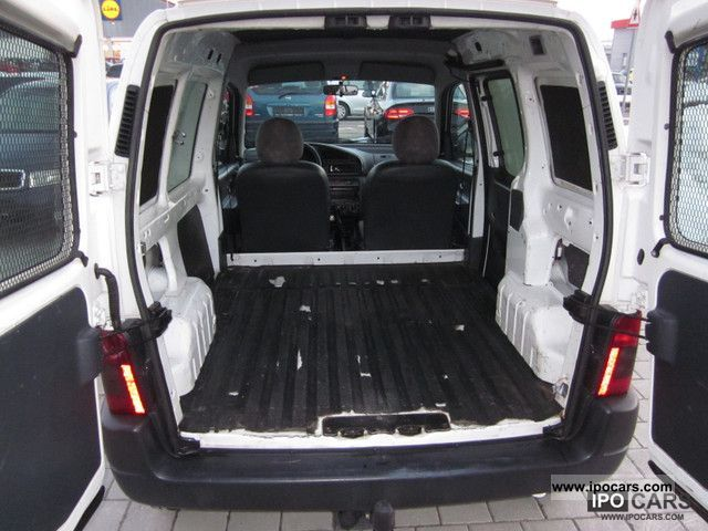 2001 citroen berlingo 1 9 d car photo and specs. Black Bedroom Furniture Sets. Home Design Ideas