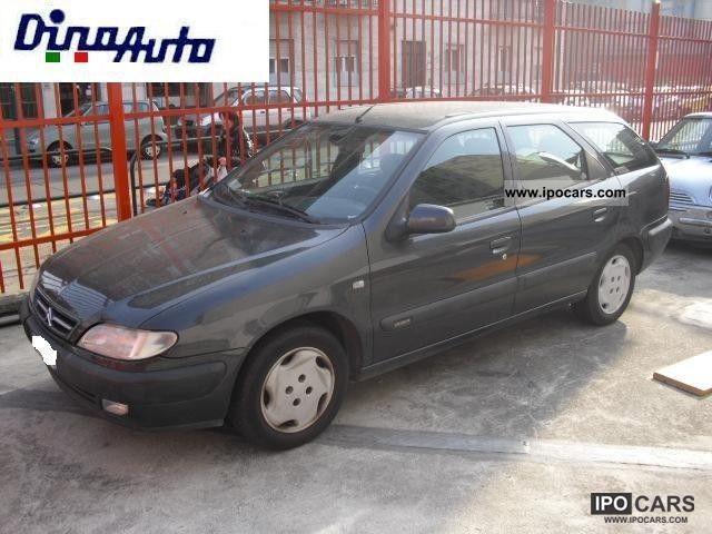 1999 Citroen  Xsara s.w. 1.9 TD Exclusive Estate Car Used vehicle photo