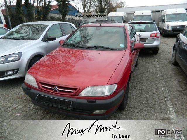 1998 Citroen  Xsara VTS (leather power windows) Limousine Used vehicle photo