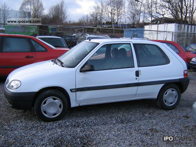 2001 citroen saxo 1 5 d climate car photo and specs