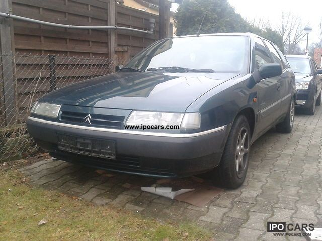 1996 citroen xantia 1 9 td kombi harmony car photo and specs. Black Bedroom Furniture Sets. Home Design Ideas