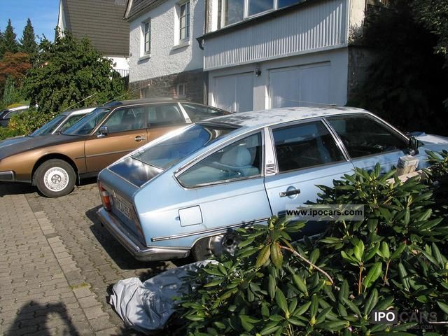 Citroen  Pallas 2.4 1979 Vintage, Classic and Old Cars photo