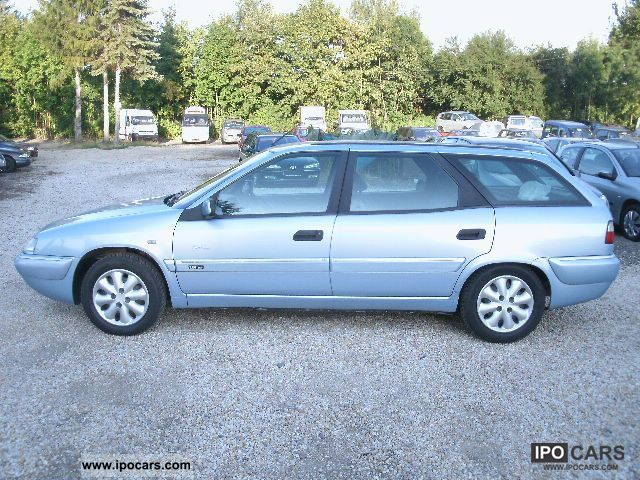 2001 citroen xantia estate 1 8 16v car photo and specs. Black Bedroom Furniture Sets. Home Design Ideas