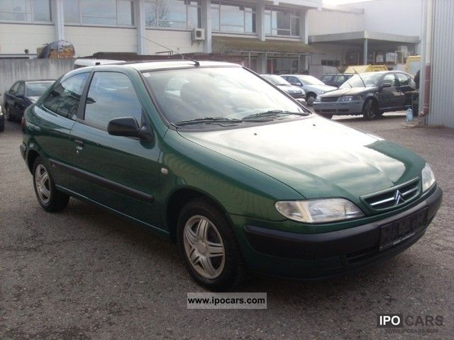 2000 citroen xsara car photo and specs. Black Bedroom Furniture Sets. Home Design Ideas