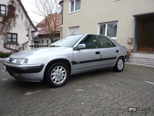 2001 citroen xantia 2 0 hdi 109 sx car photo and specs. Black Bedroom Furniture Sets. Home Design Ideas