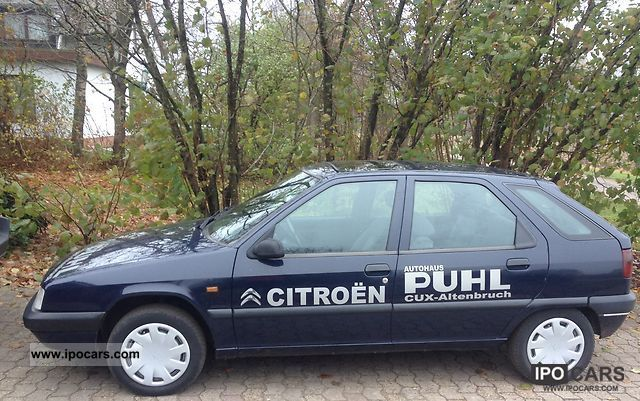 1992 citroen zx aura 1 9 turbo d car photo and specs. Black Bedroom Furniture Sets. Home Design Ideas