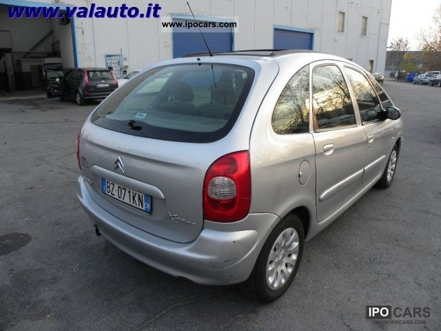 2002 citroen xsara picasso 2 0 hdi elegance cv90 since. Black Bedroom Furniture Sets. Home Design Ideas