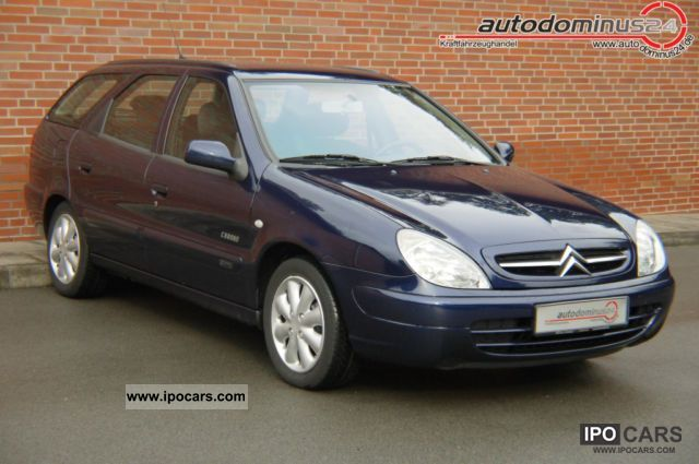 2002 citroen xsara kombi 1 6 16v chrono air efh cl 1hd d4 car photo and specs. Black Bedroom Furniture Sets. Home Design Ideas