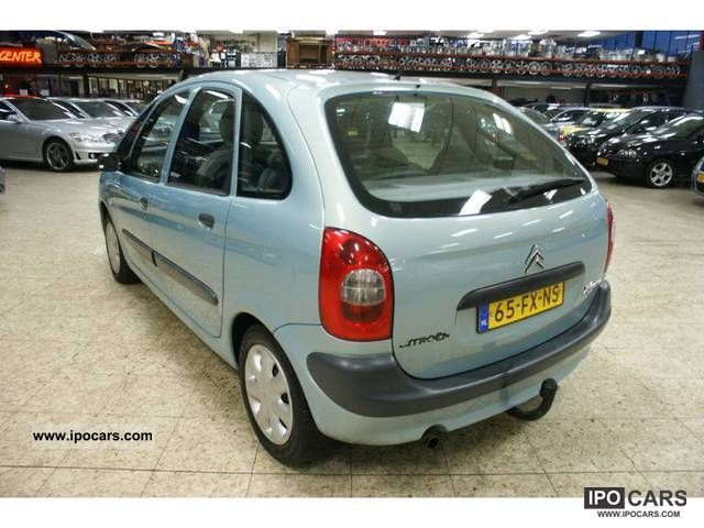 2000 citroen xsara picasso picasso 1 8 i 16v car photo. Black Bedroom Furniture Sets. Home Design Ideas