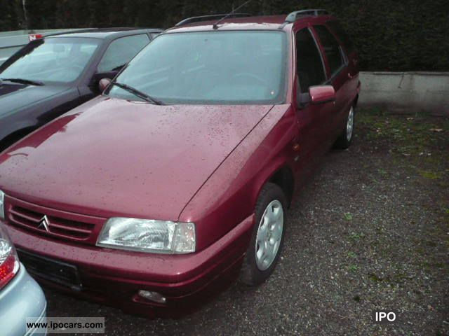 1996 Citroen  1.4i badge gr + TÜV inspection new Estate Car Used vehicle photo