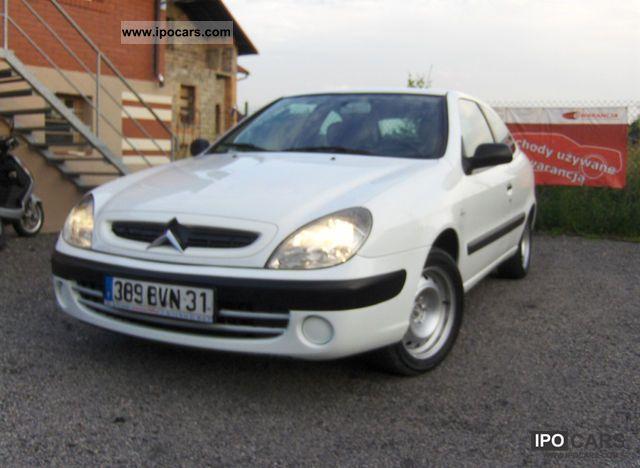 2003 Citroen  Xsara Small Car Used vehicle photo