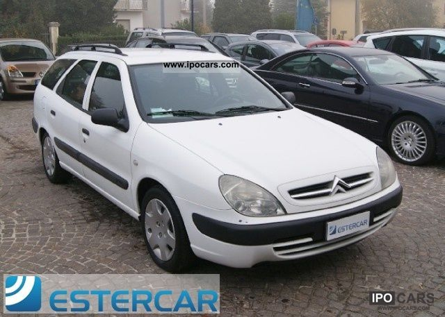 2001 citroen xsara 1 9d citroen 5p autocarro usata brescia b car photo and specs