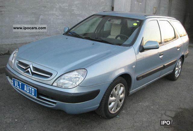 2002 citroen xsara s w b 2 0 hdi sx car photo and specs. Black Bedroom Furniture Sets. Home Design Ideas