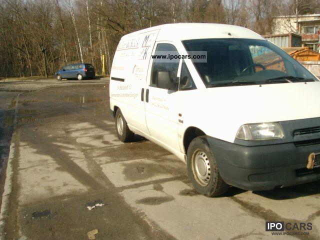 1997 Citroen  Jumpy 1.9D SX Van / Minibus Used vehicle photo