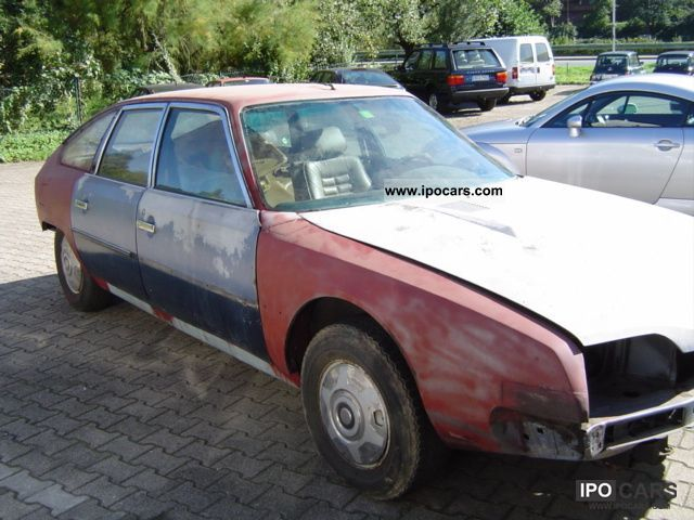 1977 Citroen  CX2400 pallas Limousine Used vehicle photo