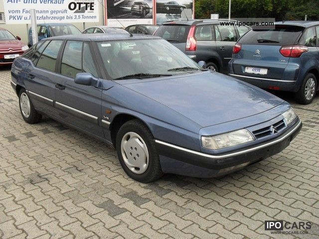 1998 citroen xm v6 exclusive auto hobbyists car photo and specs. Black Bedroom Furniture Sets. Home Design Ideas