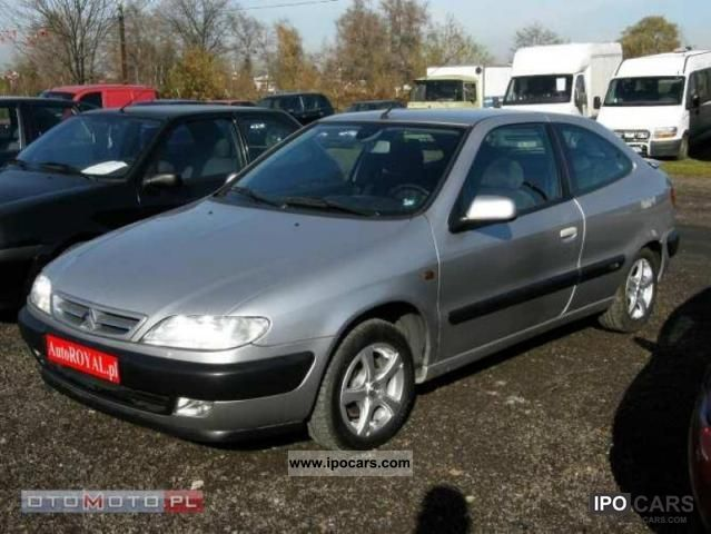 1998 Citroen  Xsara VTS Small Car Used vehicle photo