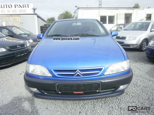 2000 Citroen  Xsara VTR Coupe 1.8i Sports car/Coupe Used vehicle photo