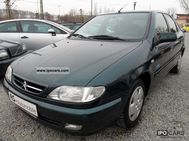 1999 citroen xsara ocean air navi ahk car photo and specs. Black Bedroom Furniture Sets. Home Design Ideas