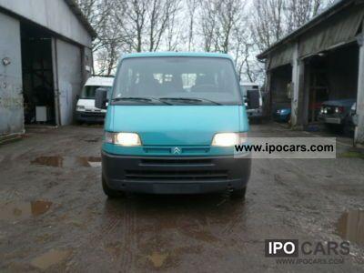 1997 Citroen  Jumper td Van / Minibus Used vehicle photo