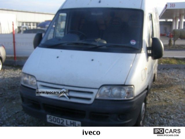 2003 Citroen  Jumper MAX Other Used vehicle photo
