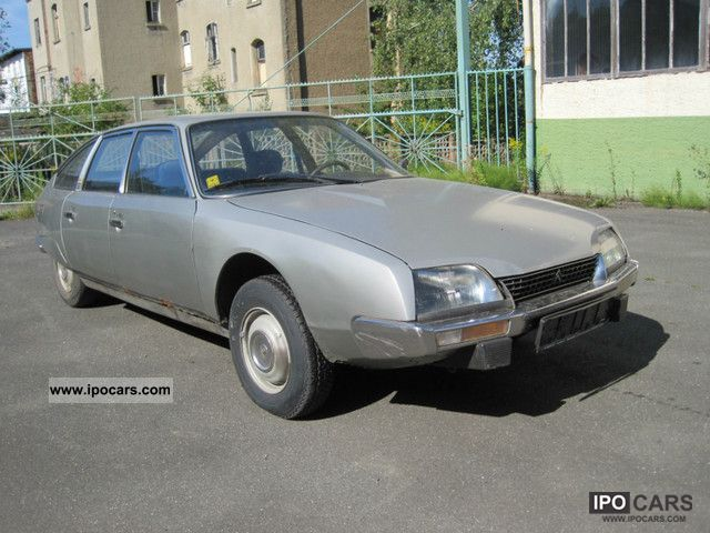 Citroen  CX 2000 original paint 1978 Vintage, Classic and Old Cars photo
