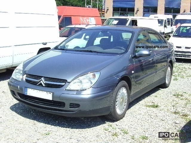 2003 citroen c5 hdi exclusive 2 2 l navi xenon. Black Bedroom Furniture Sets. Home Design Ideas