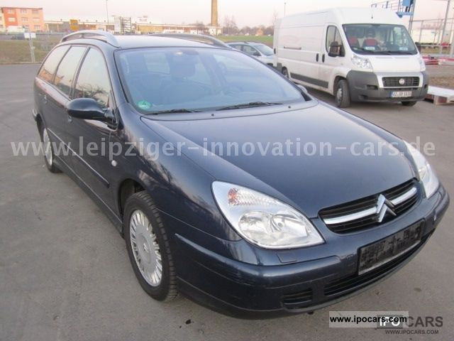 2003 citroen c5 2 2 hdi automatic car photo and specs. Black Bedroom Furniture Sets. Home Design Ideas