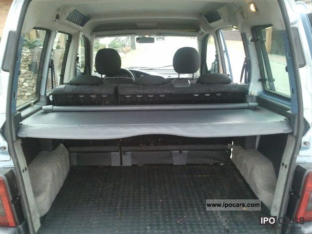 2002 citroen berlingo multispace car photo and specs for Berlingo interieur