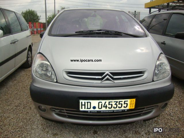 2001 citroen xsara picasso 1 8 benzyna car photo and specs. Black Bedroom Furniture Sets. Home Design Ideas