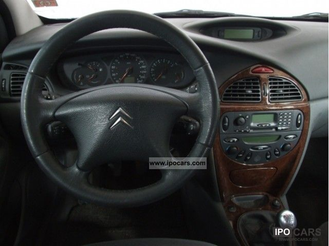 2003 Citroen C5 2.2 HDI xenon BREAK Climate Control - Car Photo and Specs