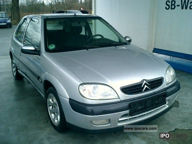 2003 citroen saxo 1 6 vts euro 3 air car photo and specs. Black Bedroom Furniture Sets. Home Design Ideas