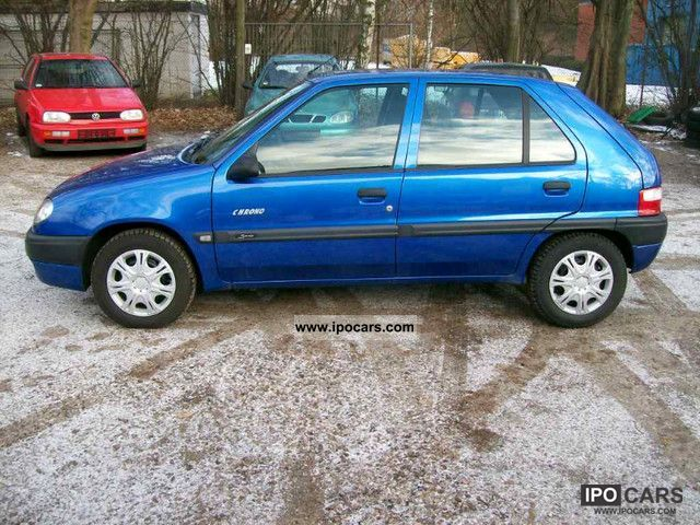 2003 citroen saxo 1 5 d chrono car photo and specs. Black Bedroom Furniture Sets. Home Design Ideas