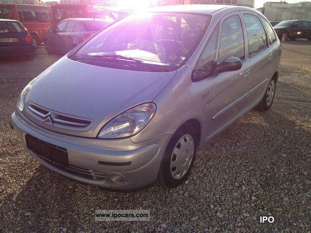 2001 Citroen  Citroën Xsara Picasso 2.0 HDi * Airco * 169'KM * Euro 3 * Van / Minibus Used vehicle photo