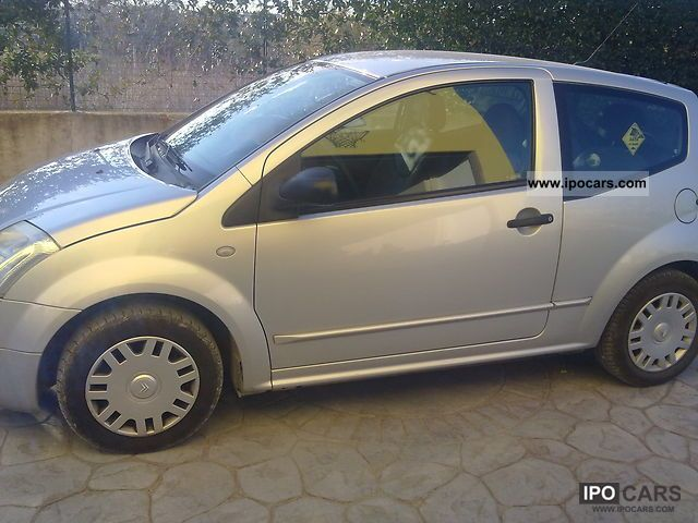2003 Citroen  Citroën C \ Small Car Used vehicle photo