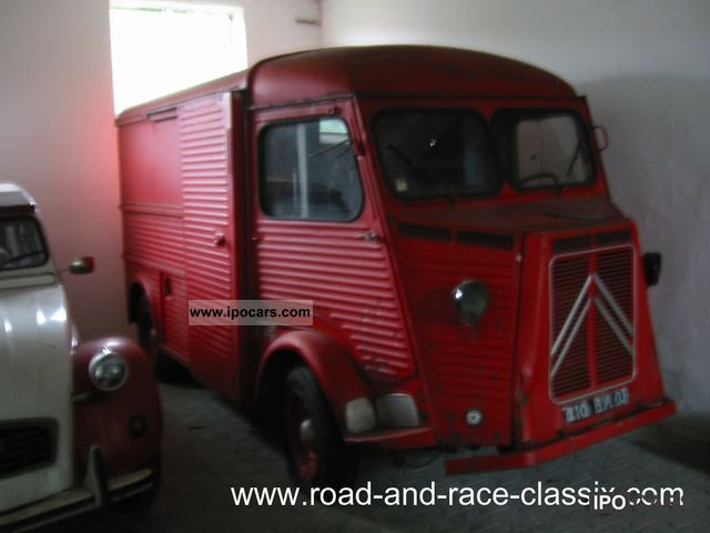 Citroen  Other 1954 Vintage, Classic and Old Cars photo