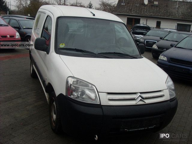 2004 citroen berlingo 600 1 9 d car photo and specs. Black Bedroom Furniture Sets. Home Design Ideas