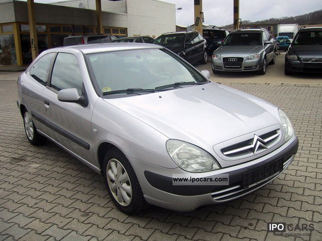 2004 citroen xsara 1 9 d sedan climate car photo and specs. Black Bedroom Furniture Sets. Home Design Ideas